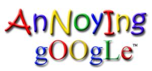 annoying-google