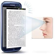 Samsung Galaxy S4 Eye-Tracking