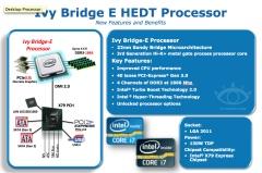 Ivy-Bridge-E-Details having DDR4