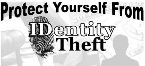 Secure from Identity Theft